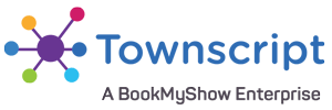 Townscript Event Ticketing Logo